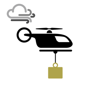 Logo Helicopter Weight
